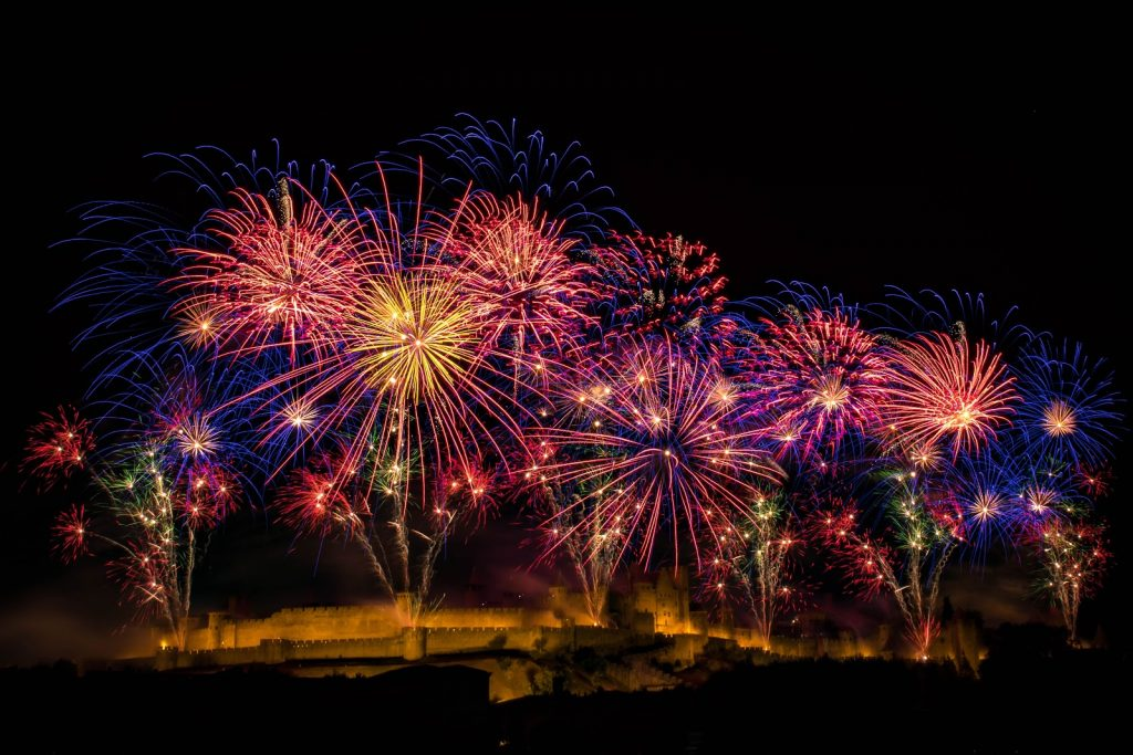 Fogos de artifício