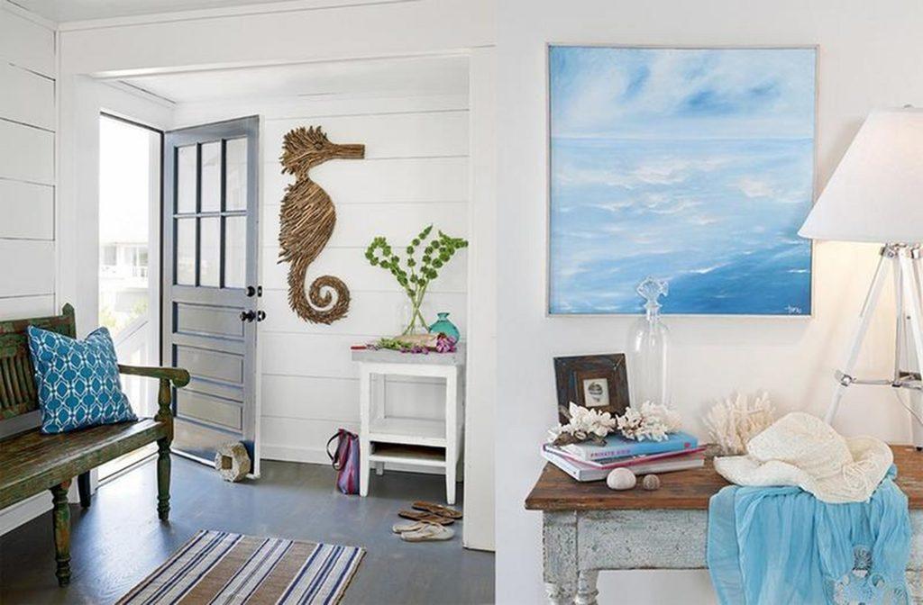 Decoração na praia: veja como deixar o seu apartamento a cara do litoral